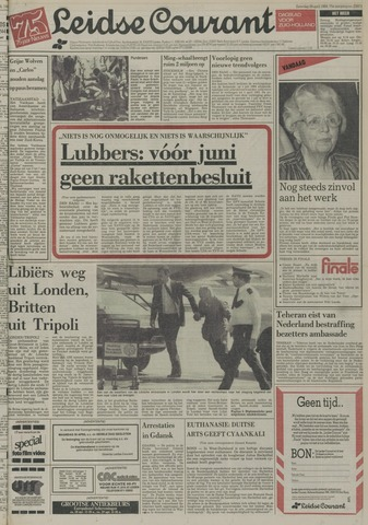Leidse Courant 1984-04-28