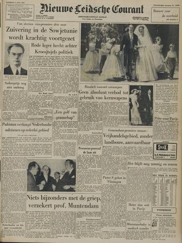 Nieuwe Leidsche Courant 1957-07-06