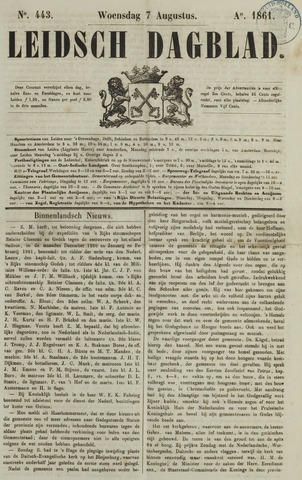 Leidsch Dagblad 1861-08-07