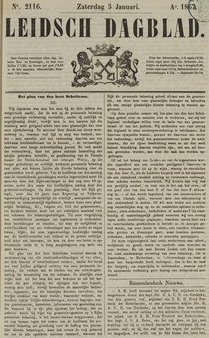 Leidsch Dagblad 1867-01-05