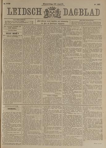 Leidsch Dagblad 1907-04-13