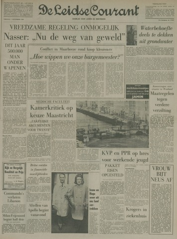 Leidse Courant 1969-11-07