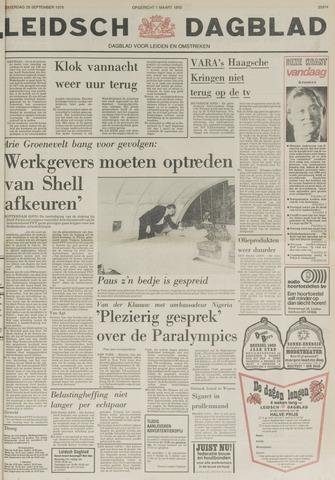 Leidsch Dagblad 1979-09-29