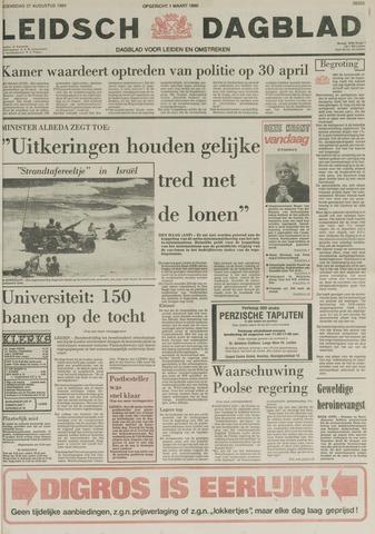 Leidsch Dagblad 1980-08-27