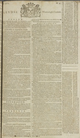 Leydse Courant 1772-08-12