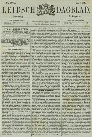 Leidsch Dagblad 1876-08-31