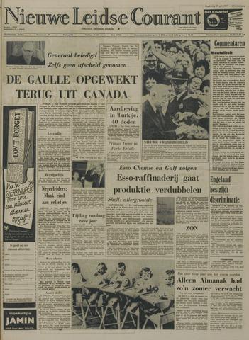 Nieuwe Leidsche Courant 1967-07-27