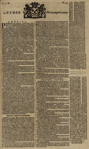 Leydse Courant 1779-04-28