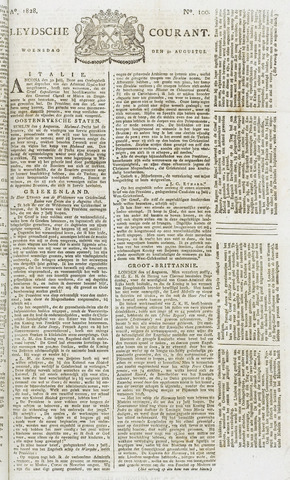 Leydse Courant 1828-08-20