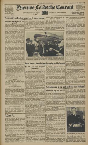 Nieuwe Leidsche Courant 1946-08-08