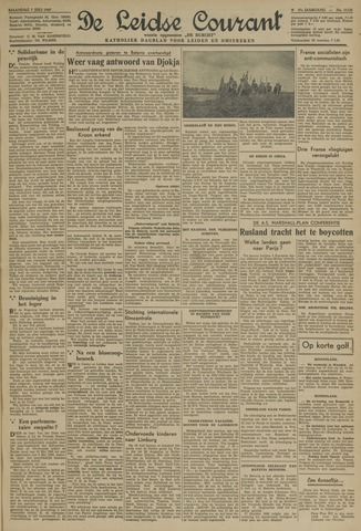 Leidse Courant 1947-07-07