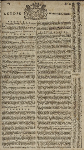 Leydse Courant 1765-01-23