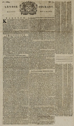 Leydse Courant 1803-03-14