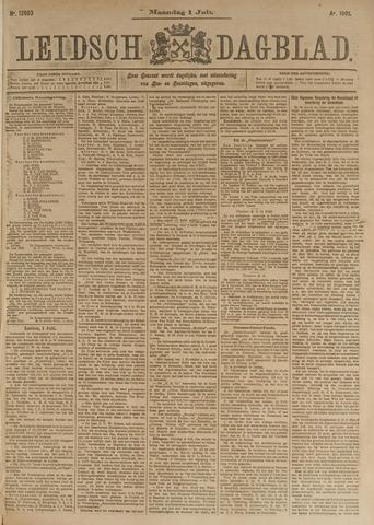 Leidsch Dagblad 1901-07-01