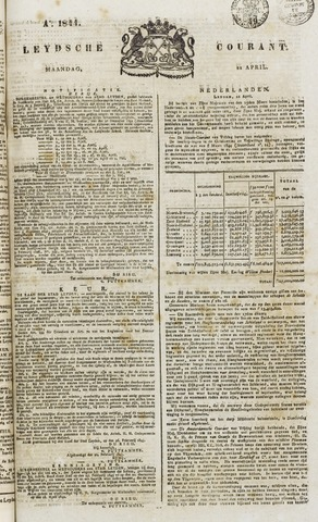 Leydse Courant 1844-04-22