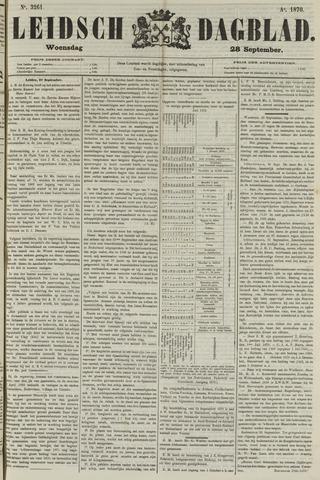 Leidsch Dagblad 1870-09-28