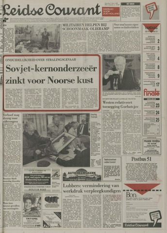 Leidse Courant 1989-04-08
