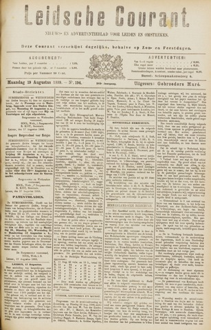 Leydse Courant 1889-08-19