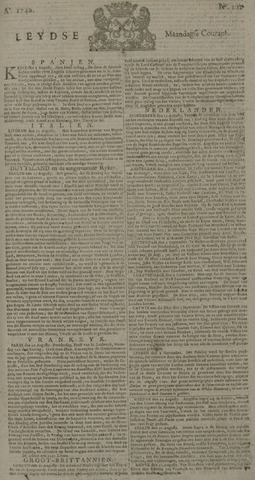 Leydse Courant 1740-09-05