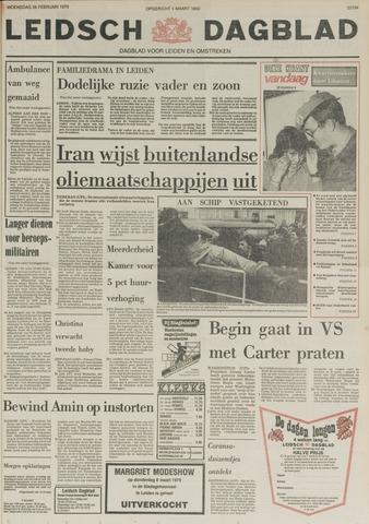 Leidsch Dagblad 1979-02-28