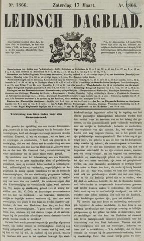 Leidsch Dagblad 1866-03-17