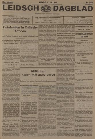 Leidsch Dagblad 1940-06-05