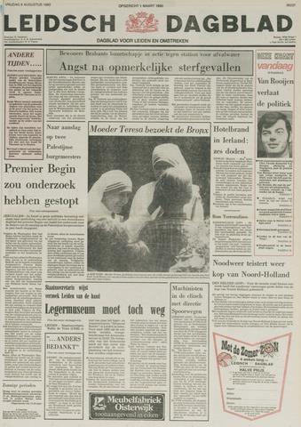 Leidsch Dagblad 1980-08-08