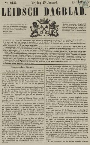 Leidsch Dagblad 1867-01-25