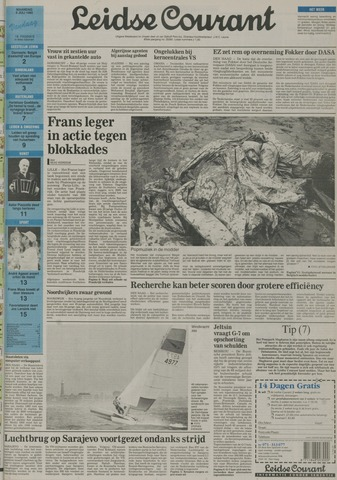 Leidse Courant 1992-07-06