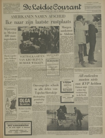 Leidse Courant 1969-04-01