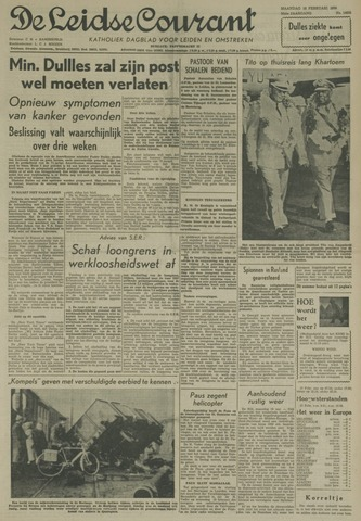 Leidse Courant 1959-02-16