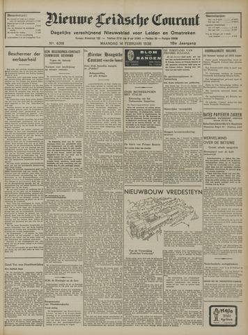 Nieuwe Leidsche Courant 1938-02-14