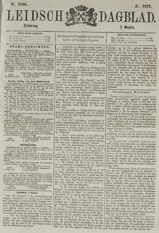 Leidsch Dagblad 1878-03-02