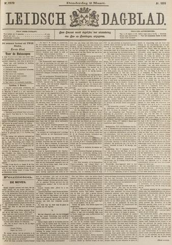 Leidsch Dagblad 1899-03-02