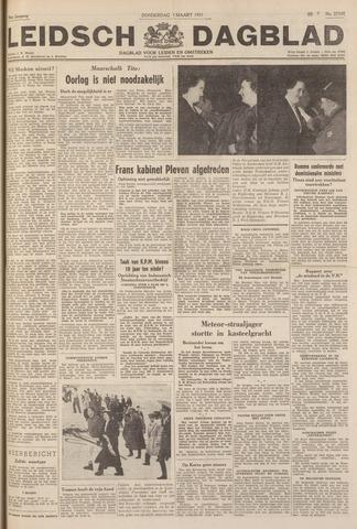 Leidsch Dagblad 1951-03-01
