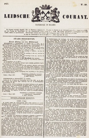 Leydse Courant 1877-03-10