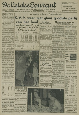Leidse Courant 1958-03-27