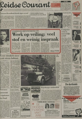 Leidse Courant 1989-10-13