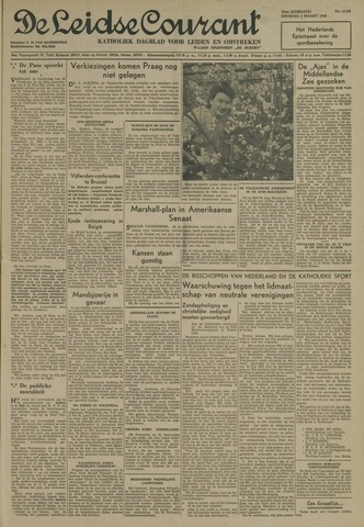 Leidse Courant 1948-03-02