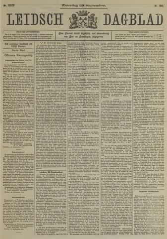 Leidsch Dagblad 1911-09-23