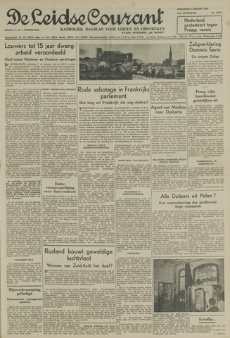 Leidse Courant 1950-03-06