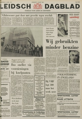 Leidsch Dagblad 1974-04-24