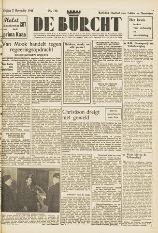 De Burcht 1945-11-02