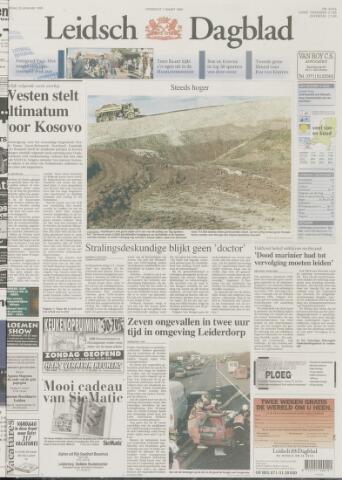 Leidsch Dagblad 1999-01-30
