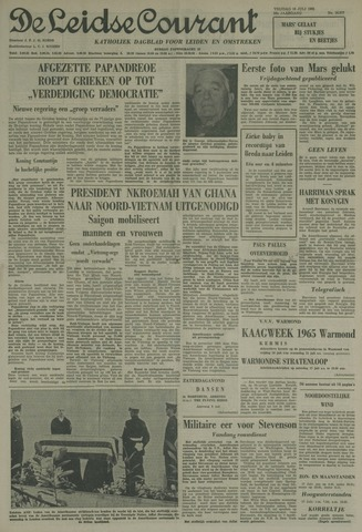 Leidse Courant 1965-07-16