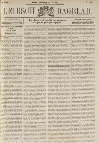 Leidsch Dagblad 1892-06-02