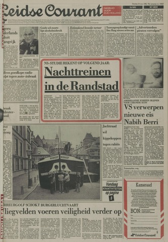 Leidse Courant 1985-06-25