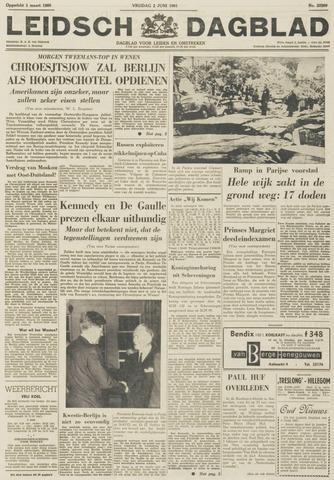 Leidsch Dagblad 1961-06-02