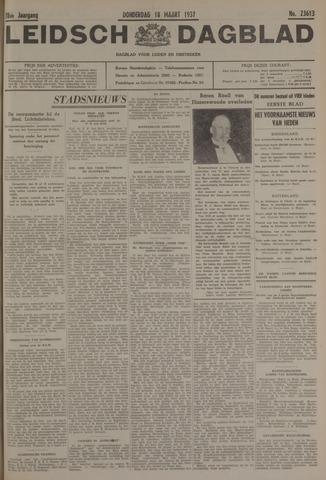 Leidsch Dagblad 1937-03-18