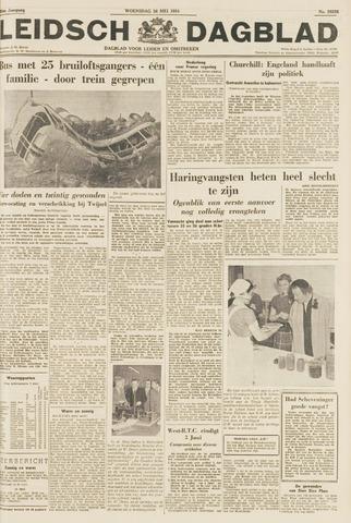 Leidsch Dagblad 1954-05-26